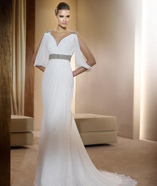 Украшения, handmade и драгоценности. Отдых, туризм, отели, курорты. Очень красивое платье в греческом стиле фото