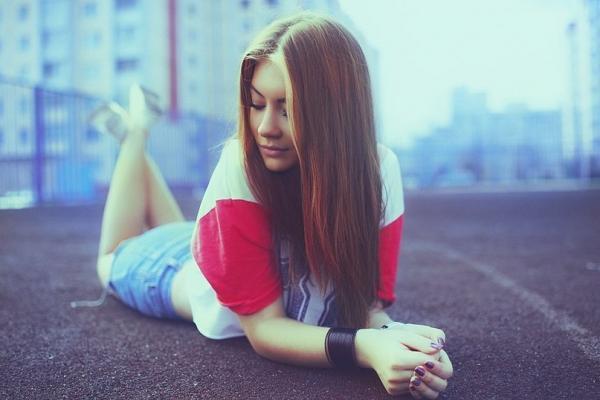 Фото на аву дівчини